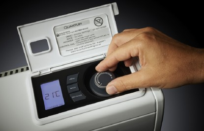ECO GRANTS FOR LANDLORDS from the Affordable Warmth Scheme - Dimplex Quantum Storage Heater LCD Control